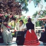 Italian Dancers