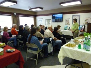 Travel Seminar at the Cultural Center